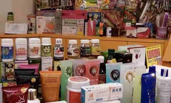 Obat herbal dan Kosmetik