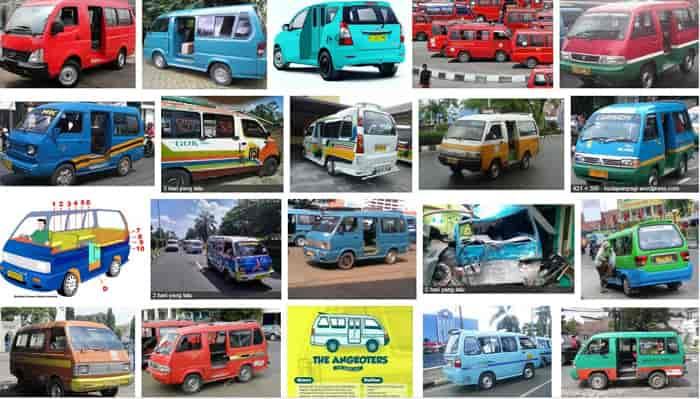 Bisnis Angkutan Umum Medan