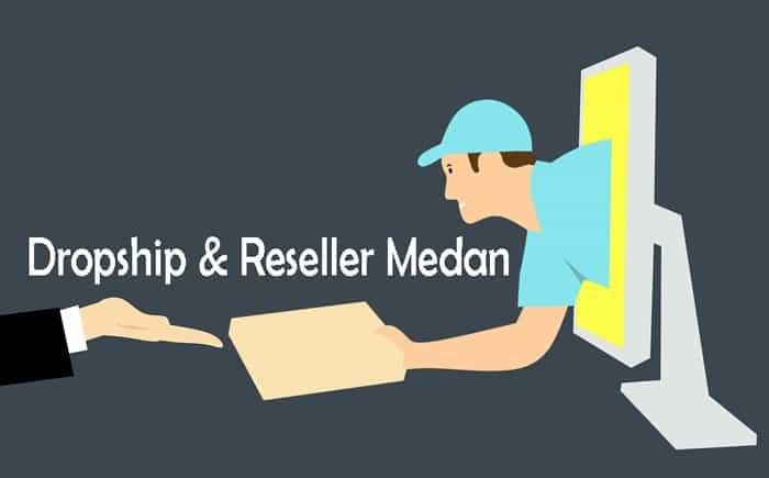 bisnis dropship reseller medan